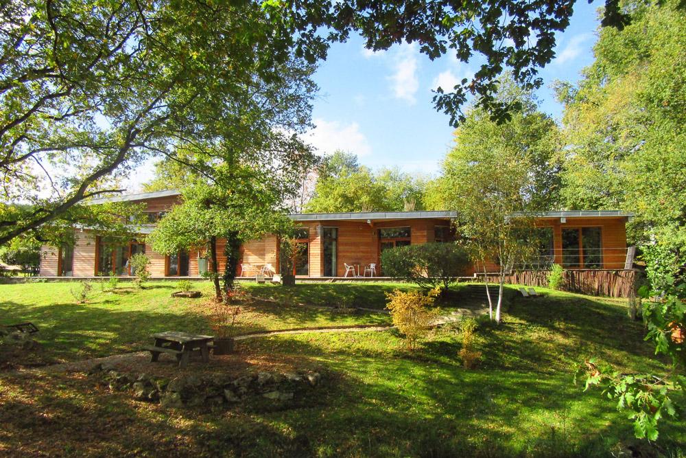constructeur maison bois mesland