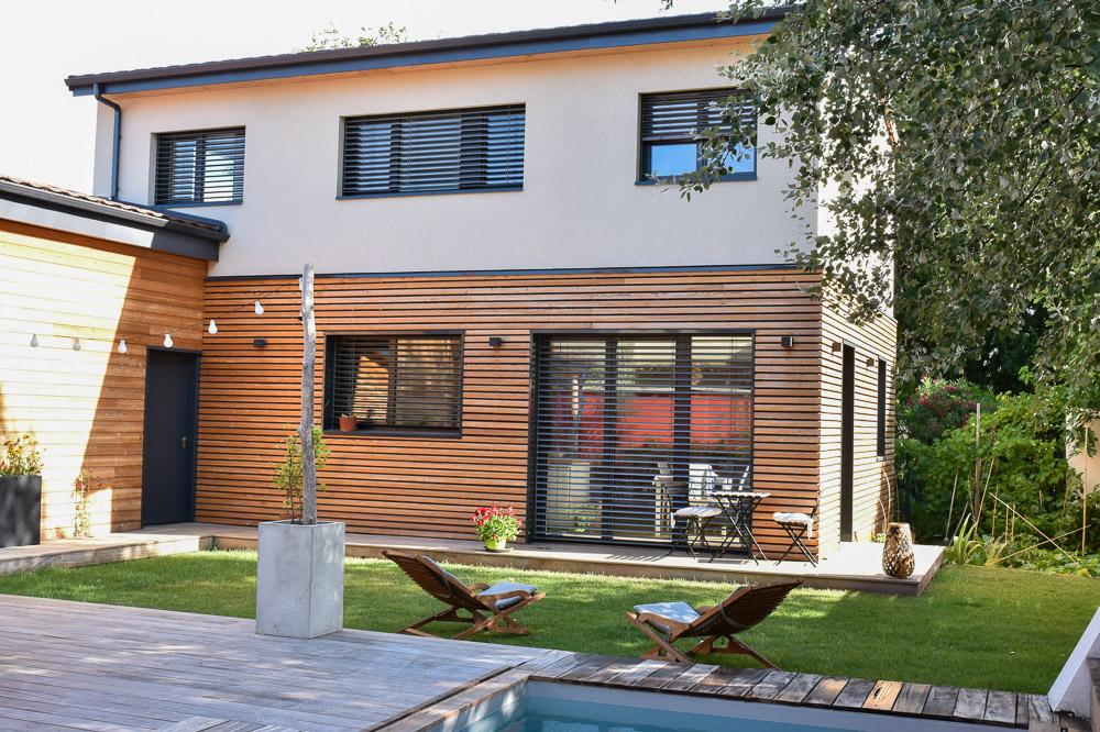 maison bois montélimar